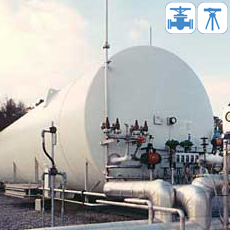 Liquid Natural Gas Storage Facility