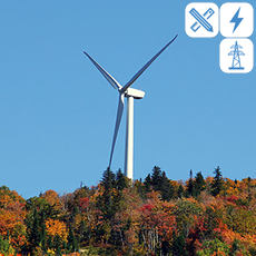 Record Hill Wind Project