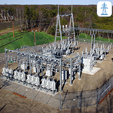 West Kennebunk Substation Design